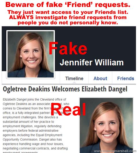 Fake Facebook Friends | Mason Marshall Press